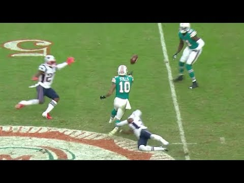 NFL Dolphins Miracle Game Winning Touchdown vs Patriots