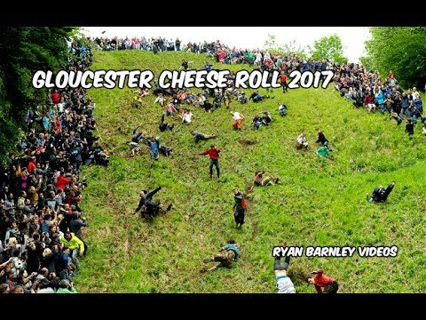 GLOUCESTER CHEESE ROLL 2017