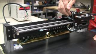 AMCSTI - XY Stage featuring Source Two Advanced Stepper Motor Control
