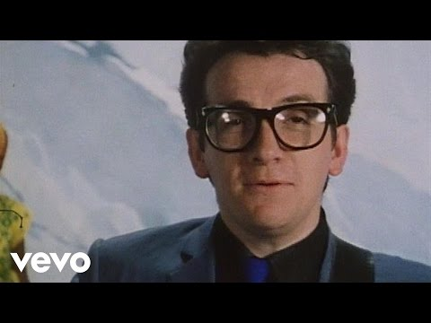 Elvis Costello & The Attractions  Everyday I Write The Book