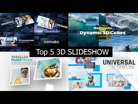 Top 5 slideshow after effects template free download