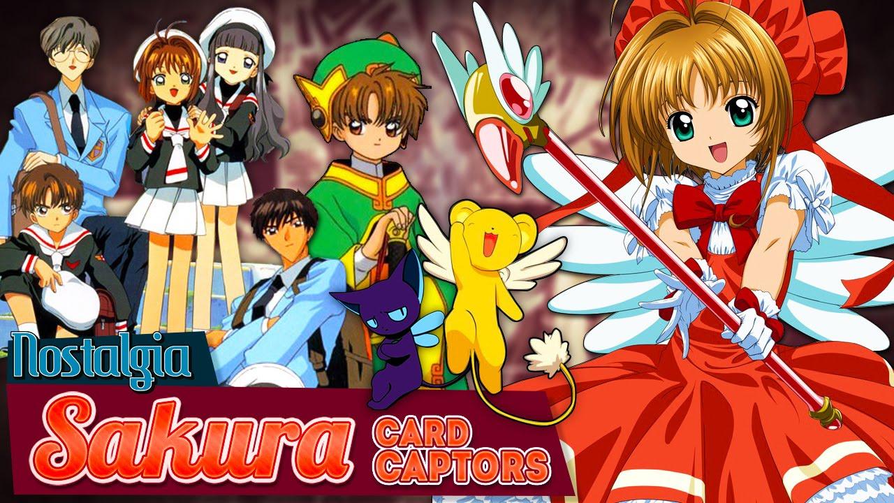 Sakura Card Captors Nostalgia Cardcaptor Sakura Know Your Meme