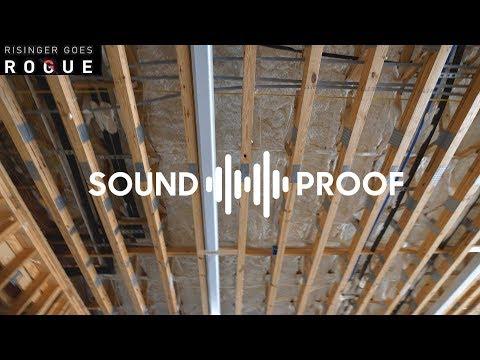 Does Spray Foam Soundproof a Floor? Lets Test it!