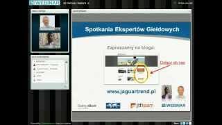 ProWebinar Forex z dr Dariuszem Świerkiem