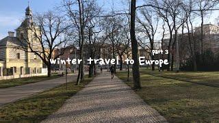 겨울 유럽 여행 3편 (베네치아,잘츠부르크,프라하,두바…