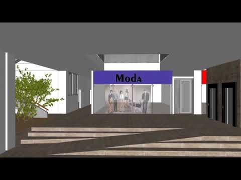 Locales comerciales del bicentenario plaza están a la venta.