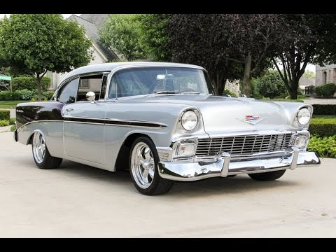 1956 Chevrolet Bel Air For Sale - YouTube