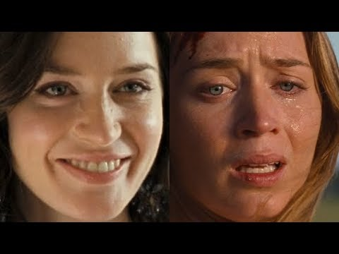 Emily Blunt Emotional Range - Pictures Contrast Through ...