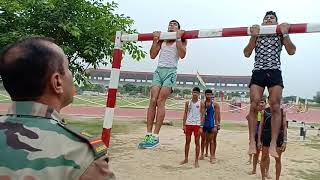 Army Physical Fitness Test-Pull Ups || Fitness Challenge-Stage-3 || Chin-ups || Army Beam | Rewari