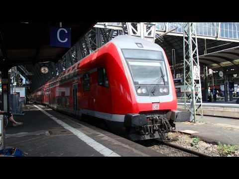 Regional Express in Frankfurt (Main) Hauptbahnhof