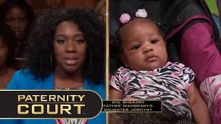 Woman Is Certain Married Man Is Her Daughter's Dad (Full Episode) | Paternity Court