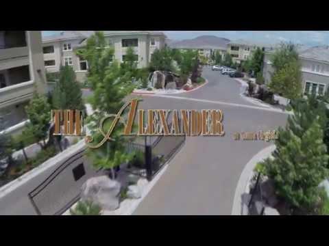 The Alexander - Reno, Nv  Luxury Apartments
