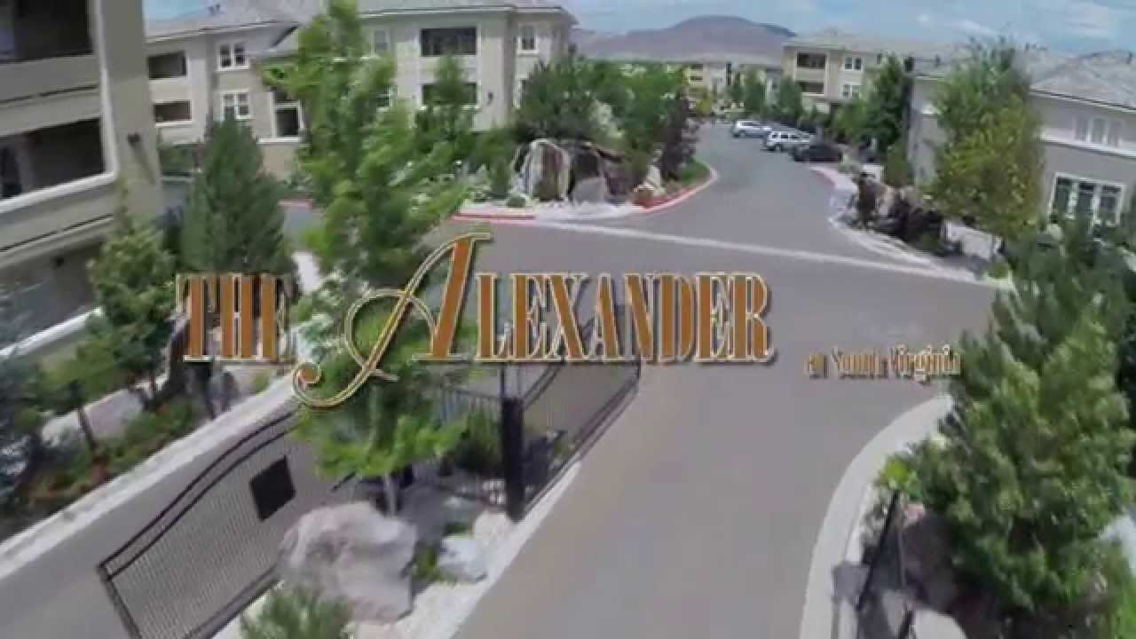 The Alexander Reno Nv Luxury Apartments