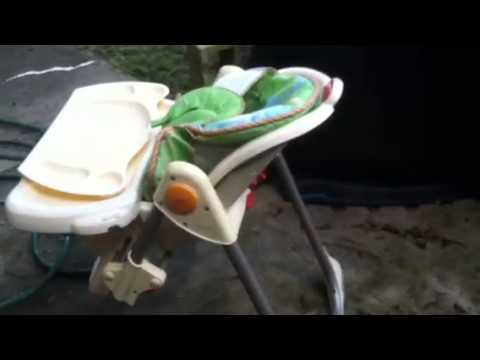 High chair fisher price rainforest safest calltxt32I8379974