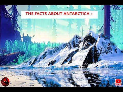 Minutes ideas about Antarctica!
