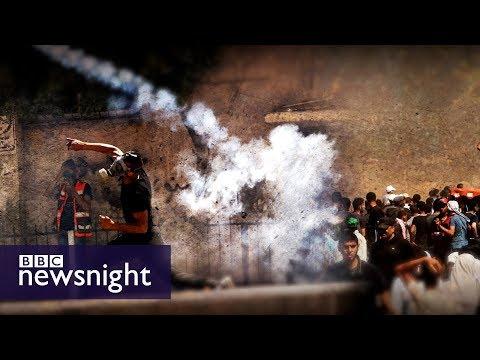 Gaza deaths: Who's to blame? - BBC Newsnight
