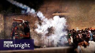 Gaza deaths: Who's to blame? - BBC Newsnight