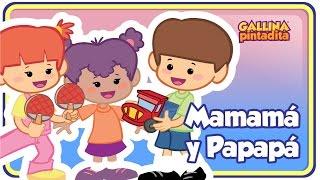 Mamama Papapa -  Gallina Pintadita 3 - Oficial - Canciones infantiles para niños y bebés