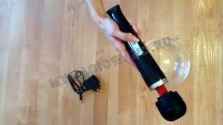 Massager Magic Wand,7скоростей.mp4(Massager Magic Wand удачное решение для роскошных и страстных женщин. Вдохновит на новые экстремальные места, позы...., 2013-02-11T07:37:47.000Z)