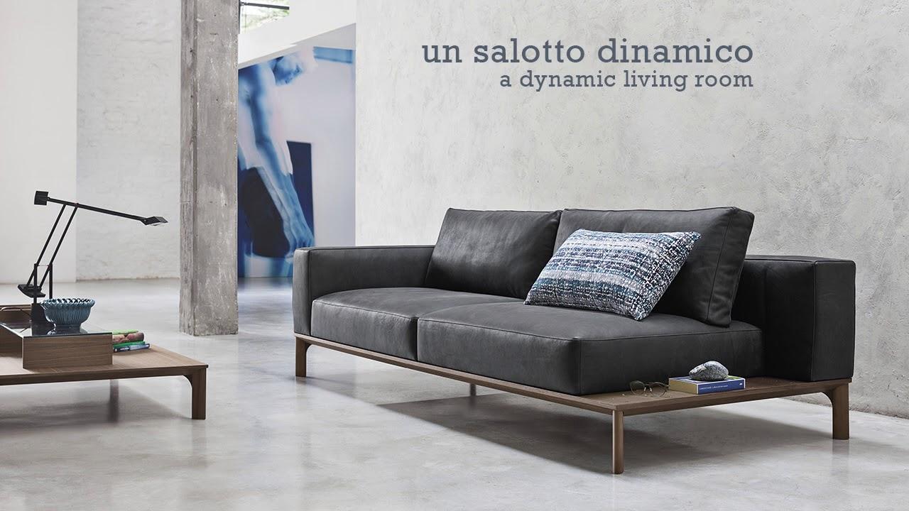 Doimo Salotti - Place Collezione Emporio - YouTube