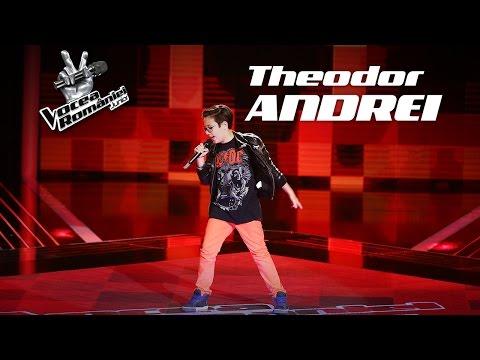 Theodor Andrei - I Hate Myself For Loving You | Auditiile pe nevazute | VRJ 2017