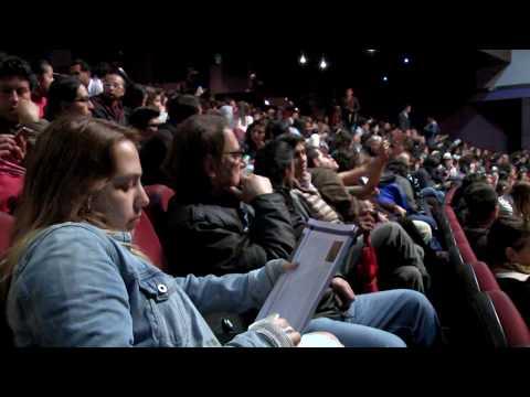 Inauguración del Festival ed Cine Latinoamericano La Casa Cine Fest 2017