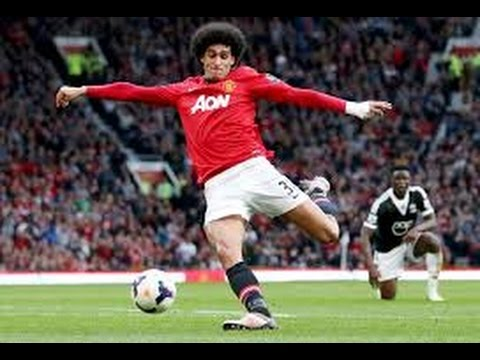Marouane Fellaini : Best Goals - Skills - Tackles - Passes in Manchester United  2014/2015