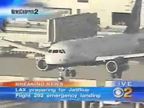 Amazing Emergency landing by a Pilot saving hundreds of life.