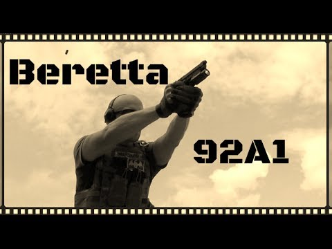 Beretta 92A1 Pistol Review 2018: Beretta's Brilliant Pistol