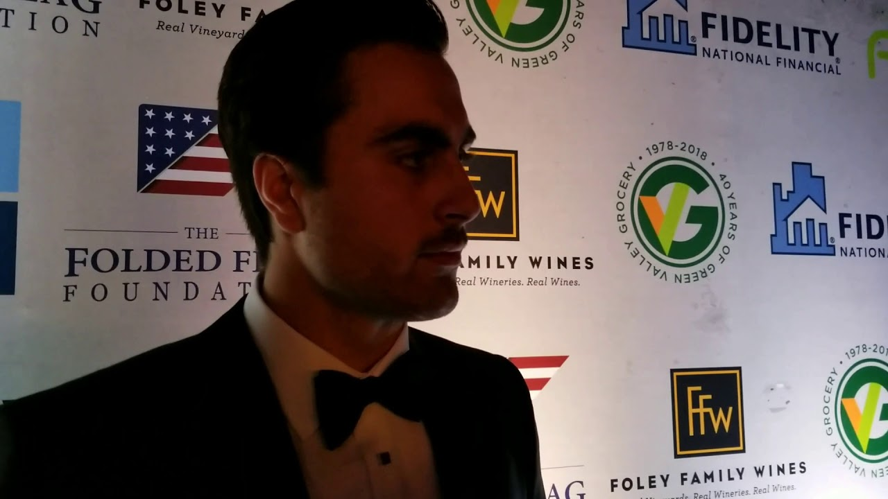 reputable site df601 bd9a4 Vegas Golden Knights Forward Alex Tuch @ Inaugural Salute To Service Gala