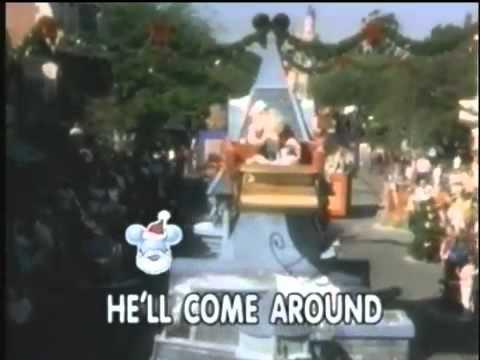 Disney's Very Merry Christmas Songs [Version 1] (2nd Half)
