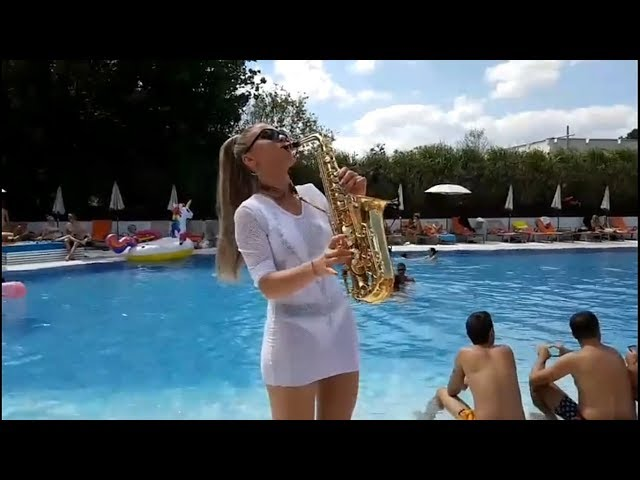 Bella Ciao ( Saxophone Cover ) - Alok, Bhaskar & Jetlag Music - (feat. André Sarate) - Donia