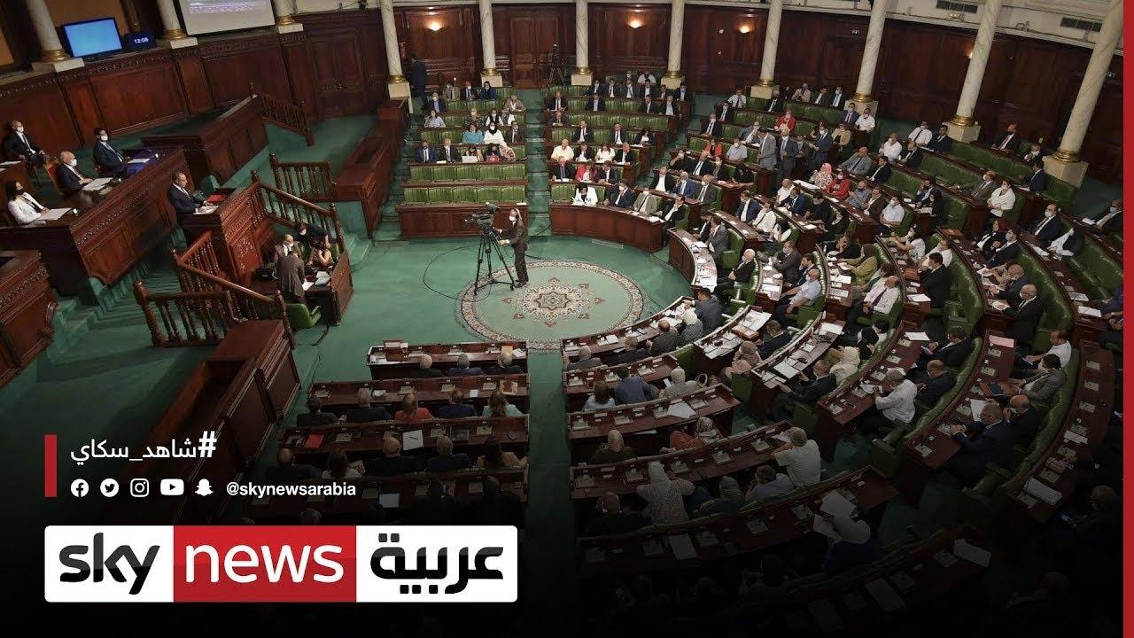 تونس/المتظاهرون يطالبون بحل البرلمان وتشكيل حكومة جديدة  - نشر قبل 6 ساعة