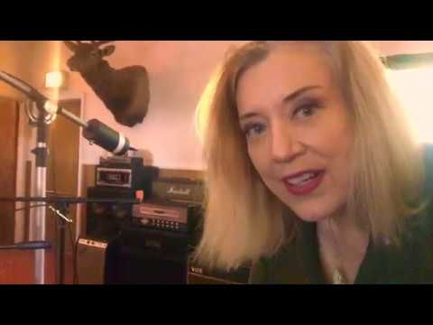 Sylvia Massy Records Cool Drums With A Crappy Cassette - Part 2