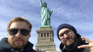 UMass Vlog #6 НЬЮ-ЙОРК, БОСТОН И ВАШИНГТОН ЗА 3 МИНУТЫ
