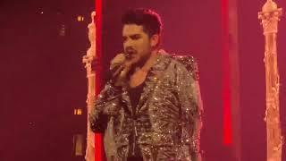 Queen + Adam Lambert - The Show Must Go On - Chicago 2019