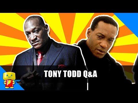 Tony Todd Q&A