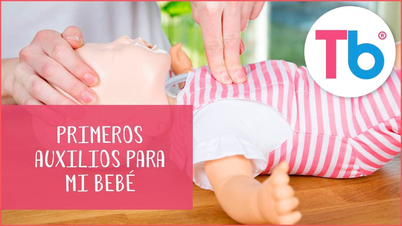 Primeros auxilios para bebés - YouTube