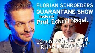 Die Corona-Quarantäne-Show vom 15.04.2020 mit Florian & Eckhard
