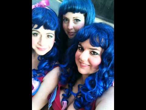 My Katy Perry California Gurls Costume & suprise!