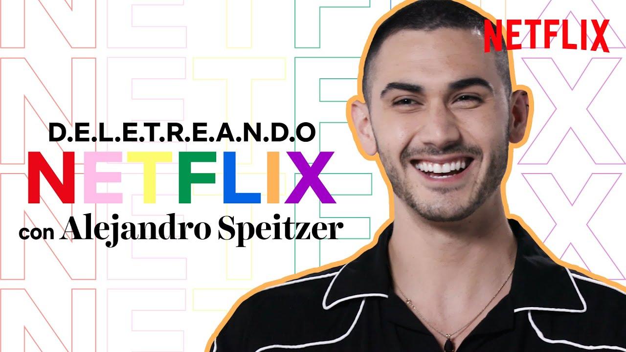 Deletreando Netflix con ALEJANDRO SPEITZER | ALGUIEN TIENE QUE MORIR