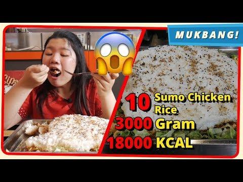 gila!!-mukbang-10-summon-rice,-setara-10-nasi-padang-|-sip-a-coffee---mukbang#2