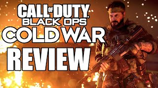 Call of Duty: Black Ops Cold War Review - A Massive Disappointment (Video Game Video Review)