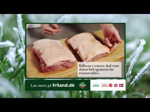 FRILAND ØKOLOGI Flæskesteg