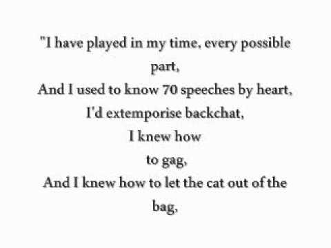 CATS [Original London Cast Recording]; Gus: The Theatre ...