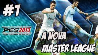 Pes 2013 - A nova Master League