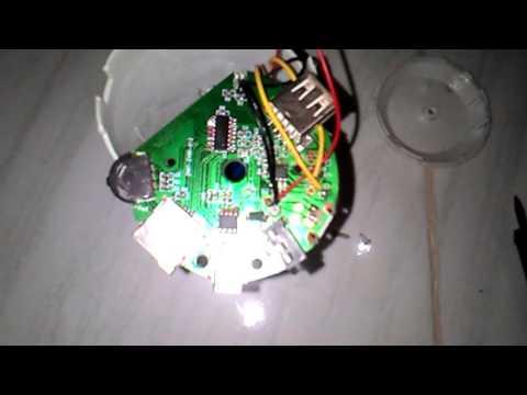 Cara memperbaiki musica box speaker sprite mati