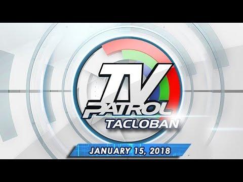 TV Patrol Tacloban - Jan 15, 2018