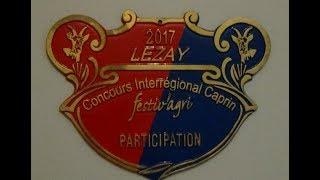 Lezay concours caprin 2017