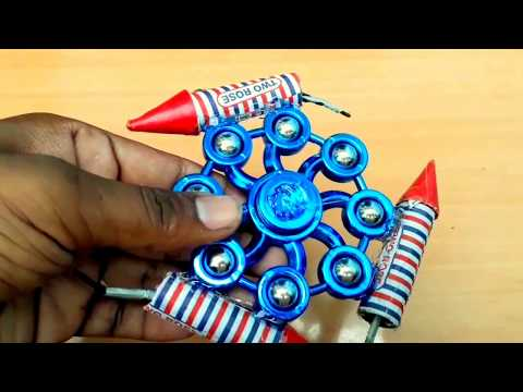 3 Awesome Fun Tricks with Matches and Fidget Spinner -DIY ideas-unlock talent